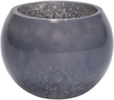 Wittkemper Svícen na čajovou svíčku stříbrný, 12 cm