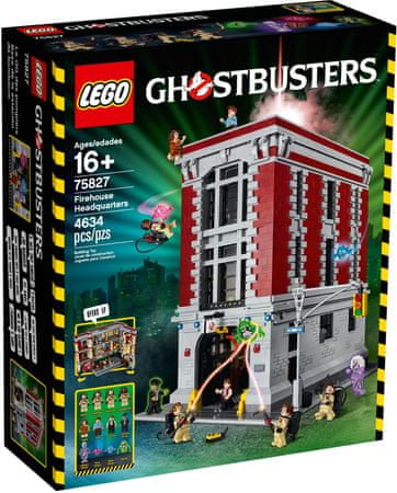 LEGO Lego 75827 Firehouse Headquarters