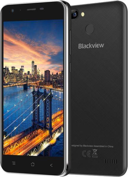 iGET BLACKVIEW GA7 Pro, LTE, černý