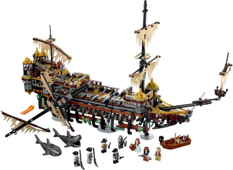 LEGO® Disney 71042 Silent Mary