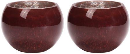Wittkemper świecznik czerwony S 10 cm