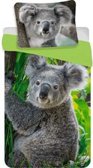 Jerry Fabrics posteljnina Koala, 140x200