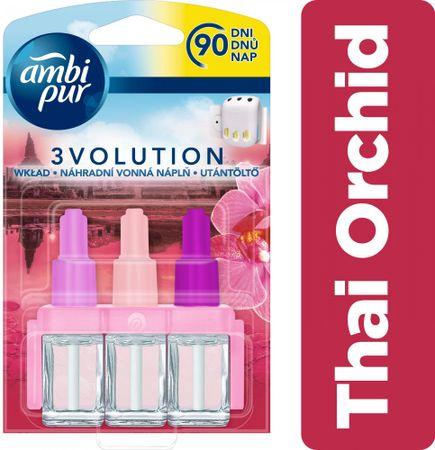 Ambi Pur 3Volution Thai Orchid légfrissítő utántöltő 20ml