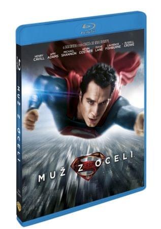 Muž z oceli    - Blu-ray
