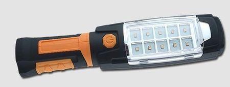 CORONA Svítilna pracovní COB-LED 3W + 6 LED