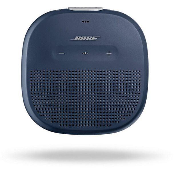 Bose SoundLink Micro, půlnoční modrá