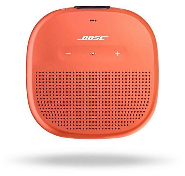 Bose SoundLink Micro, jasně oranžová