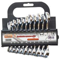 CORONA Kombinált kulcs készlet 10-19mm, 10db