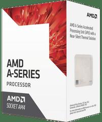 AMD procesor A8 9600 APU s hladilnikom Bristol Ridge, AM4, 65W (AD9600AGABBOX)