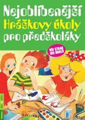Vargová Taťána: Nejoblíbenější Hráškovy úkoly pro předškoláky