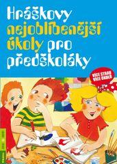 Vargová Taťána: Hráškovy nejoblíbenější úkoly pro předškoláky