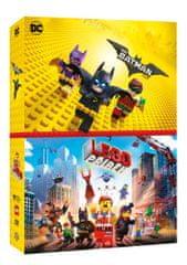 Kolekce LEGO (2DVD): LEGO Batman Film + LEGO Příběh   - DVD