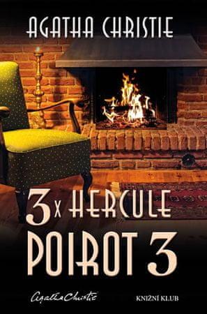 Christie Agatha: 3x Hercule Poirot 3