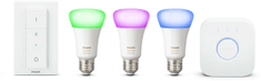 Philips zestaw Hue White and Color Ambiance 10W A19 E27, 3 szt.