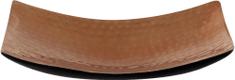 Toro Mísa černá, měď 37x21 cm - rozbaleno