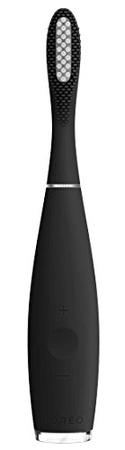 Foreo hibridna silikonska električna zobna ščetka ISSA Hybrid, črna