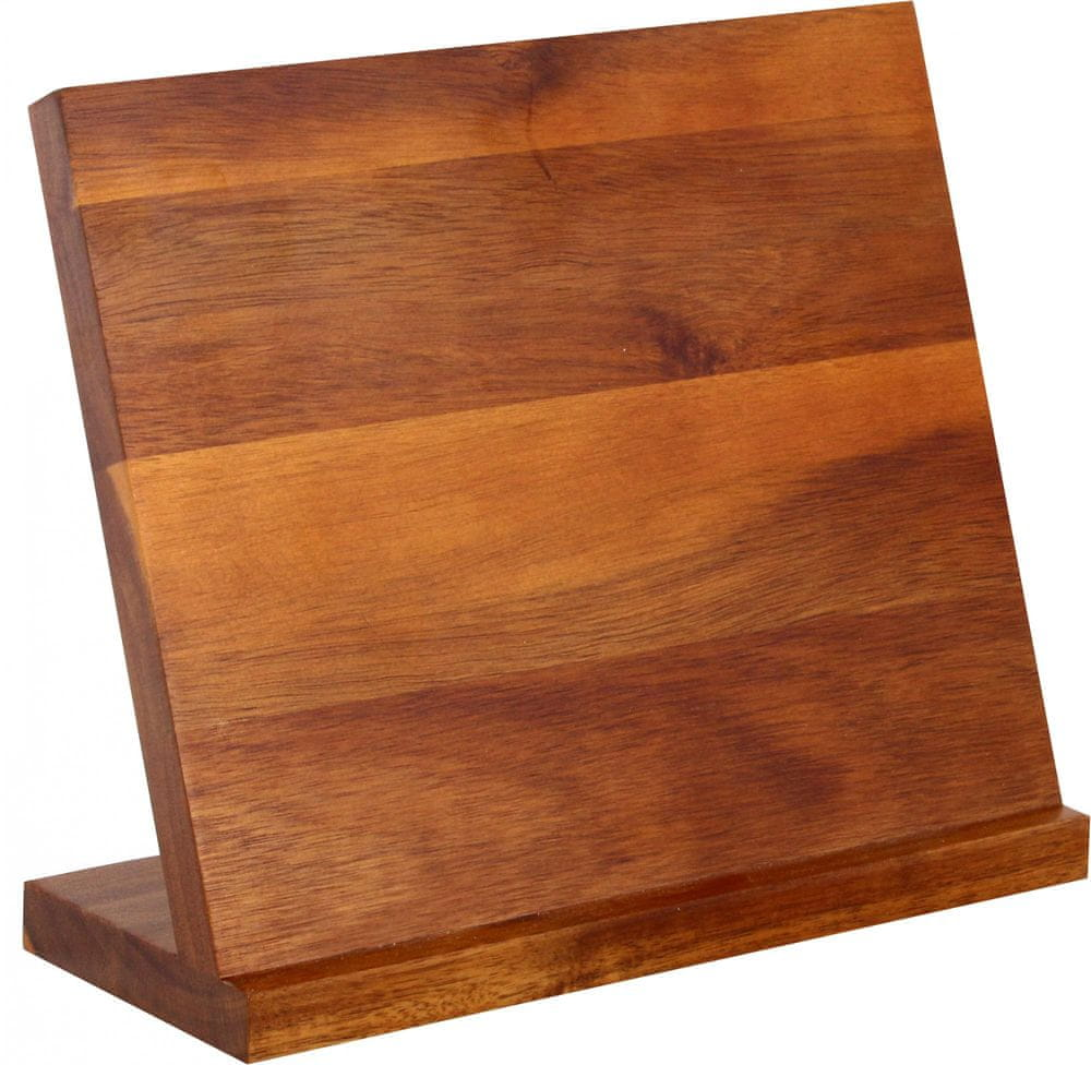 Toro Stojan na nože magnetický, akátové dřevo