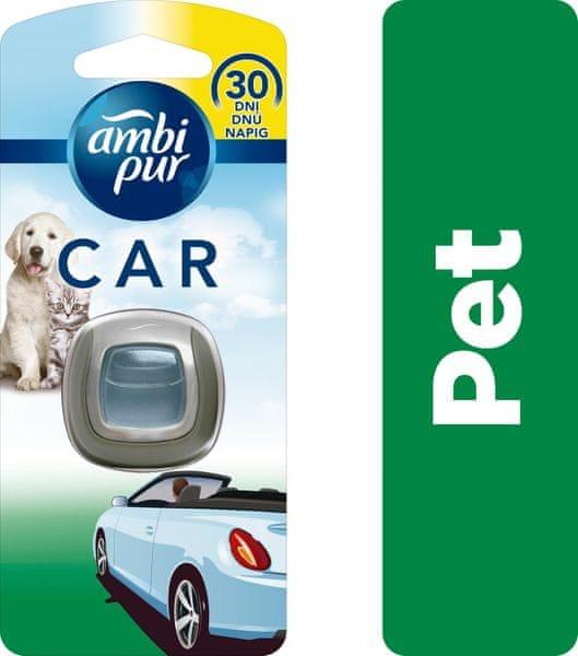 Ambi Pur Car Jaguar Pet 2 ml