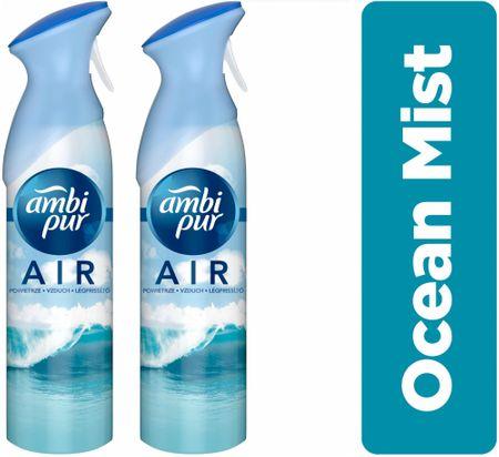 Ambi Pur Ocean Mist Osvěžovač vzduchu 2x300 ml