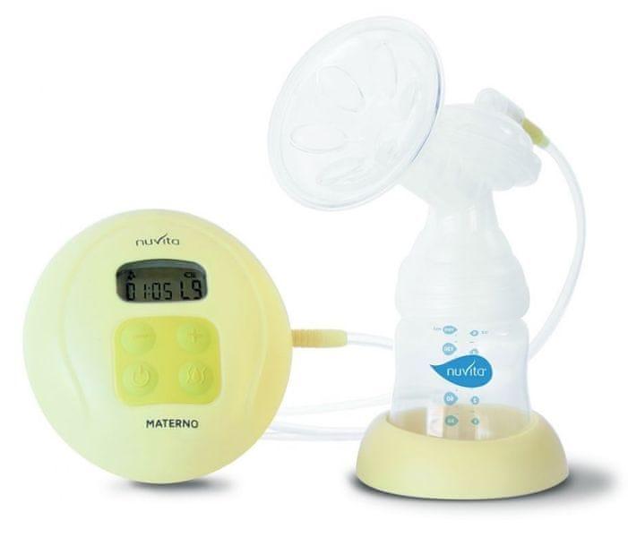 Nuvita Elektronická odsávačka mléka