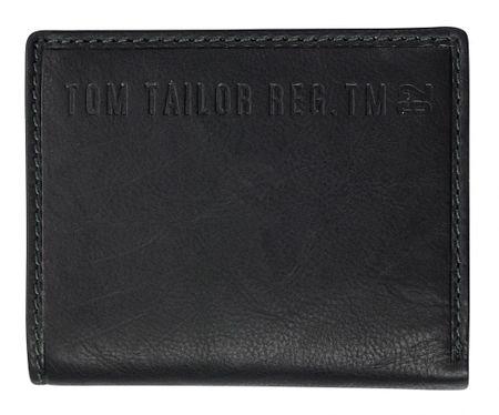 Tom Tailor férfi fekete pénztárca Harry