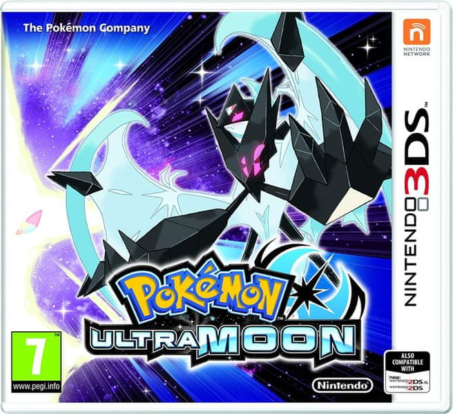 Nintendo 3DS Pokémon Ultra Moon