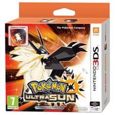 Nintendo 3DS Pokémon Ultra Sun Steelbook Edition
