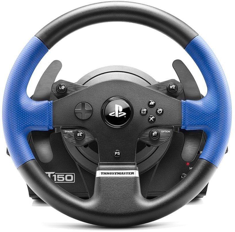 Thrustmaster Sada volantu a pedálů T150 PRO (4160696)