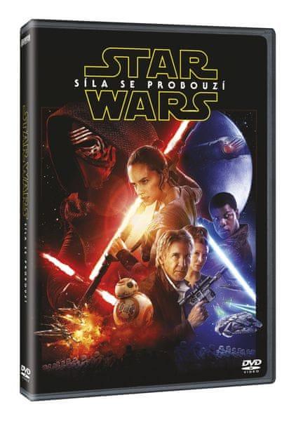 Star Wars: Síla se probouzí - DVD