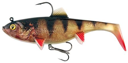 FOX RAGE Gumová Nástraha Wobble Replicant Super Natural Perch 14 cm