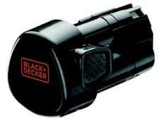 Black+Decker baterija Li-Ion, 10,8V, 1,5Ah