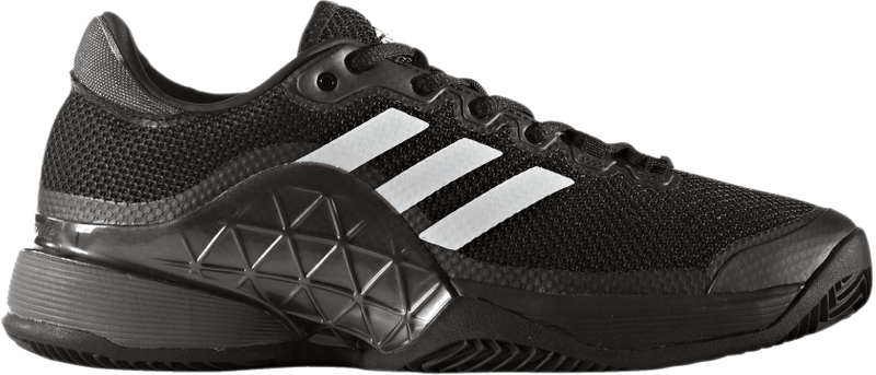 Adidas Barricade 2017 Clay Core Black/Night Met./Ftwr White 44.7