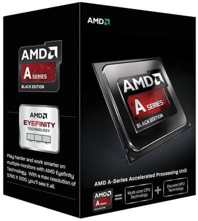 AMD A8-7670K Black Edition