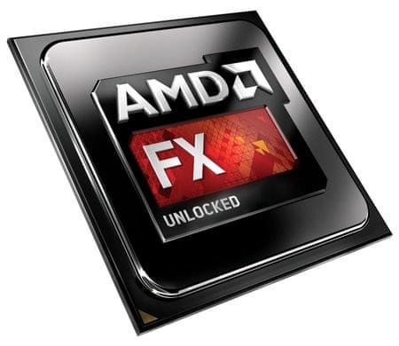 AMD Vishera FX-8370 (Wraith cooler)