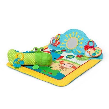 Bright Starts Cuddly Crocodile™ Játszószőnyeg