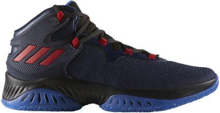 Adidas moški športni copati Explosive Bounce, modro/rdeče/črni, 42,0