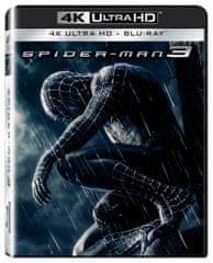Spider-Man 3 (2 disky) - Blu-ray + 4K ULTRA HD
