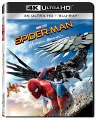 Spider-Man: Homecoming  (2 disky) - Blu-ray + 4K ULTRA HD
