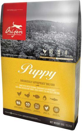 Orijen hrana za pasje mladiče, 6 kg