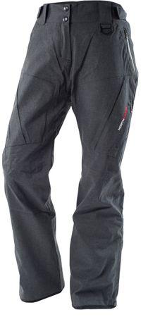 Northfinder ženske smučarske hlače Madara Black, S, črne