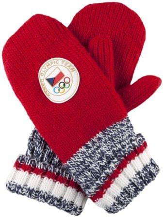 ALPINE PRO Dono olympic red S