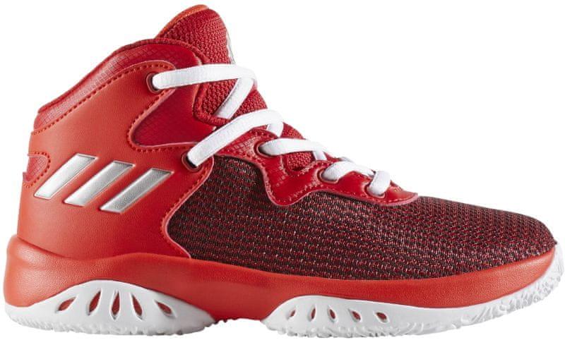 Adidas Explosive Bounce C Scarlet/Slvr Met./Core Red S17 32