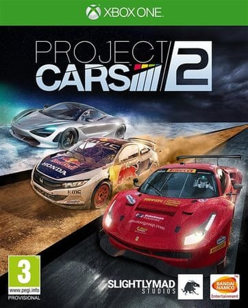 Namco Project Cars 2 (Xbox One)