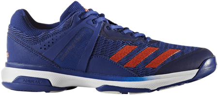 Adidas Crazyflight Team W Mystery Ink/Blaze Orange/Mystery Blue 37.3