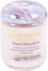 Albi Heart & Home malá svíčka Pravé okouzlení