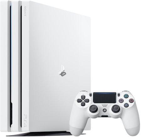SONY konsola PlayStation 4 Pro - 1000 GB, biała