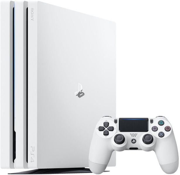 Sony PlayStation 4 Pro - 1TB, bílá
