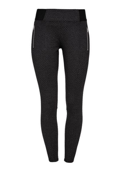 s.Oliver dámské kalhoty 40 černá