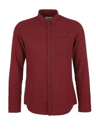 s.Oliver koszula męska XL czerwona