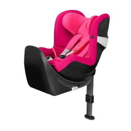 Cybex otroški avtomobilski sedež Sirona M2 i-Size 2018, roza